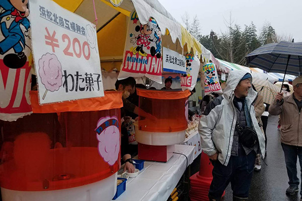 浜松北商工振興会 北区de祭り2019の様子